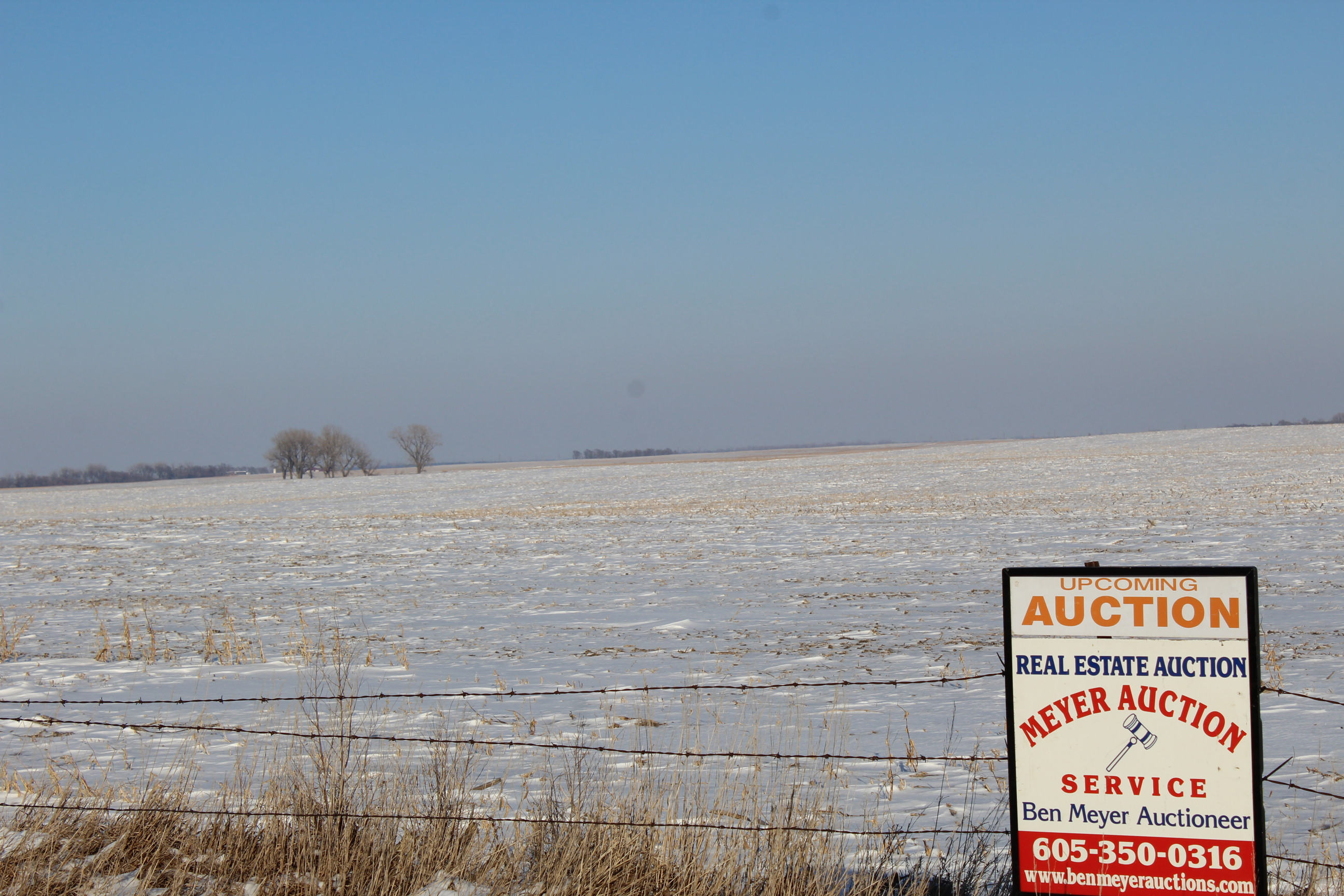 3/16 Jerauld County Land Auction 698 acres +/-