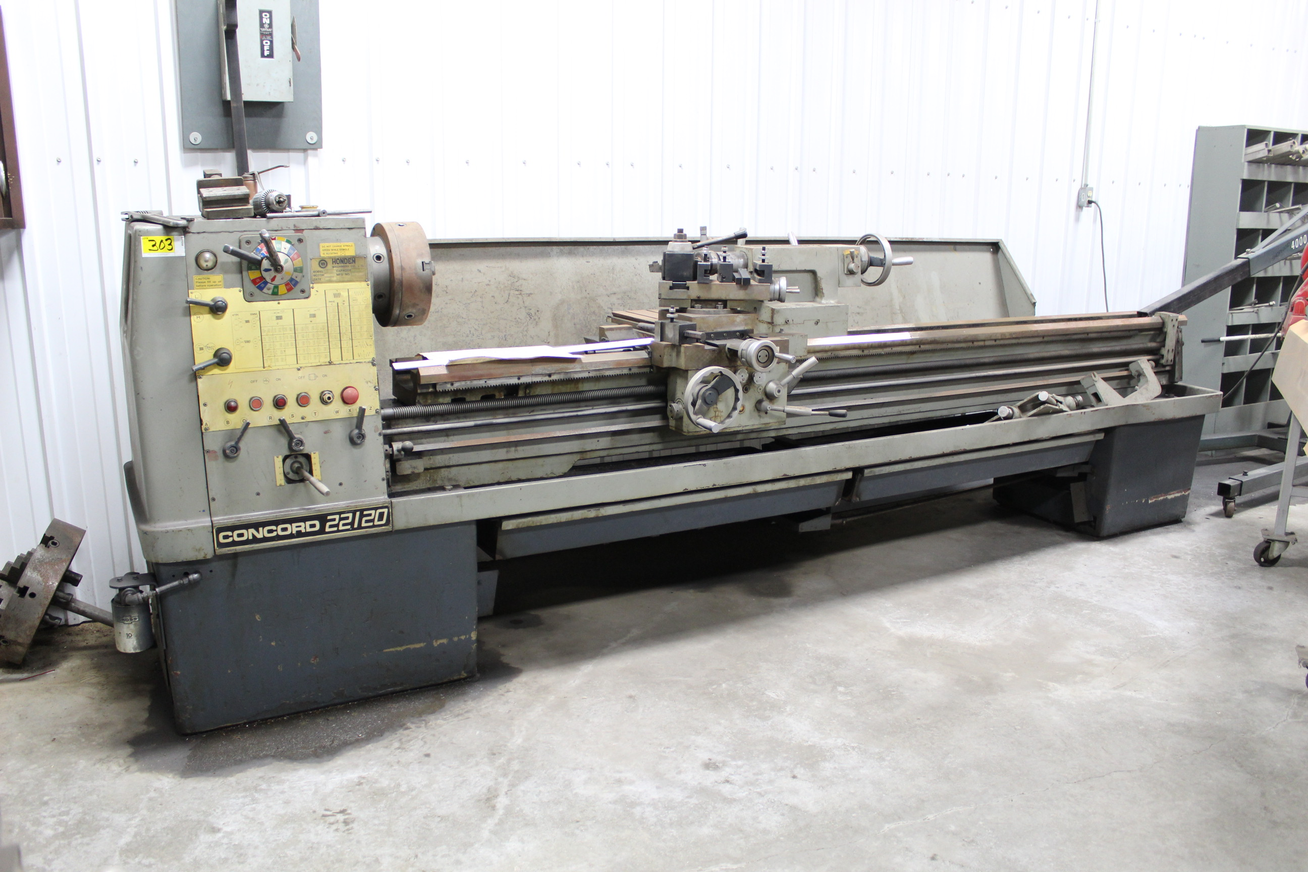 11/12 PHC, Inc Online Only Tool & Equipment Auction