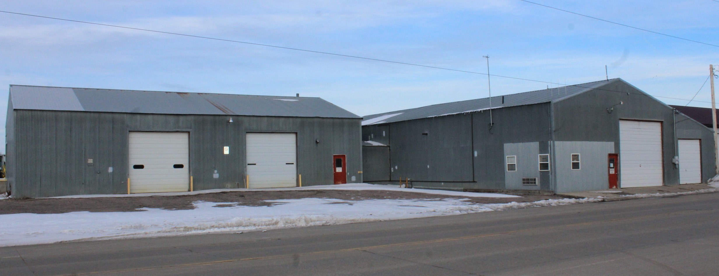 Jan. 14, 2020 11am Commercial Building Auction 215 Market Rd. SW Huron, SD