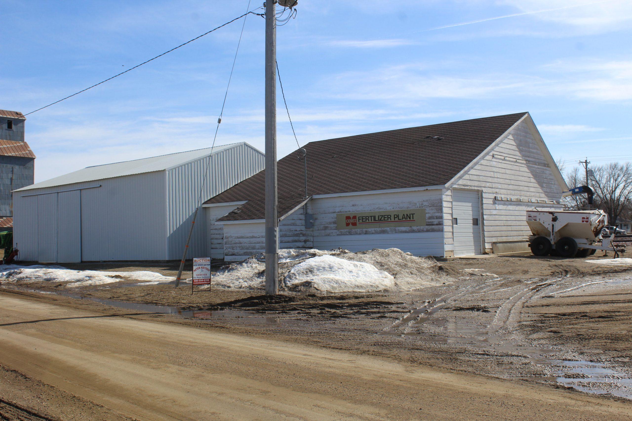 POSTPONED Farmers Union Oil LIVE Auction – Wessington, SD