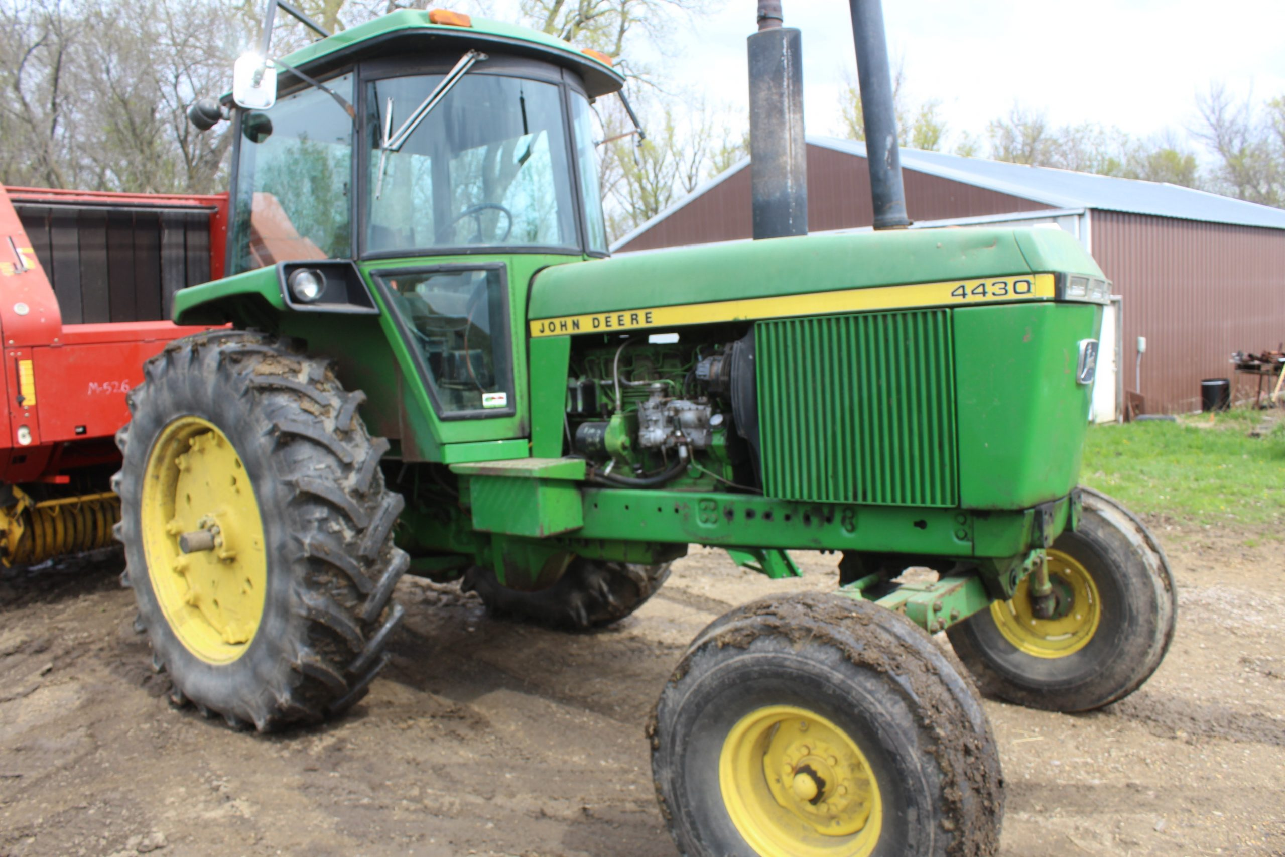 5/26 Dennis Trulock Online Only Farm & Livestock Equipment Auction