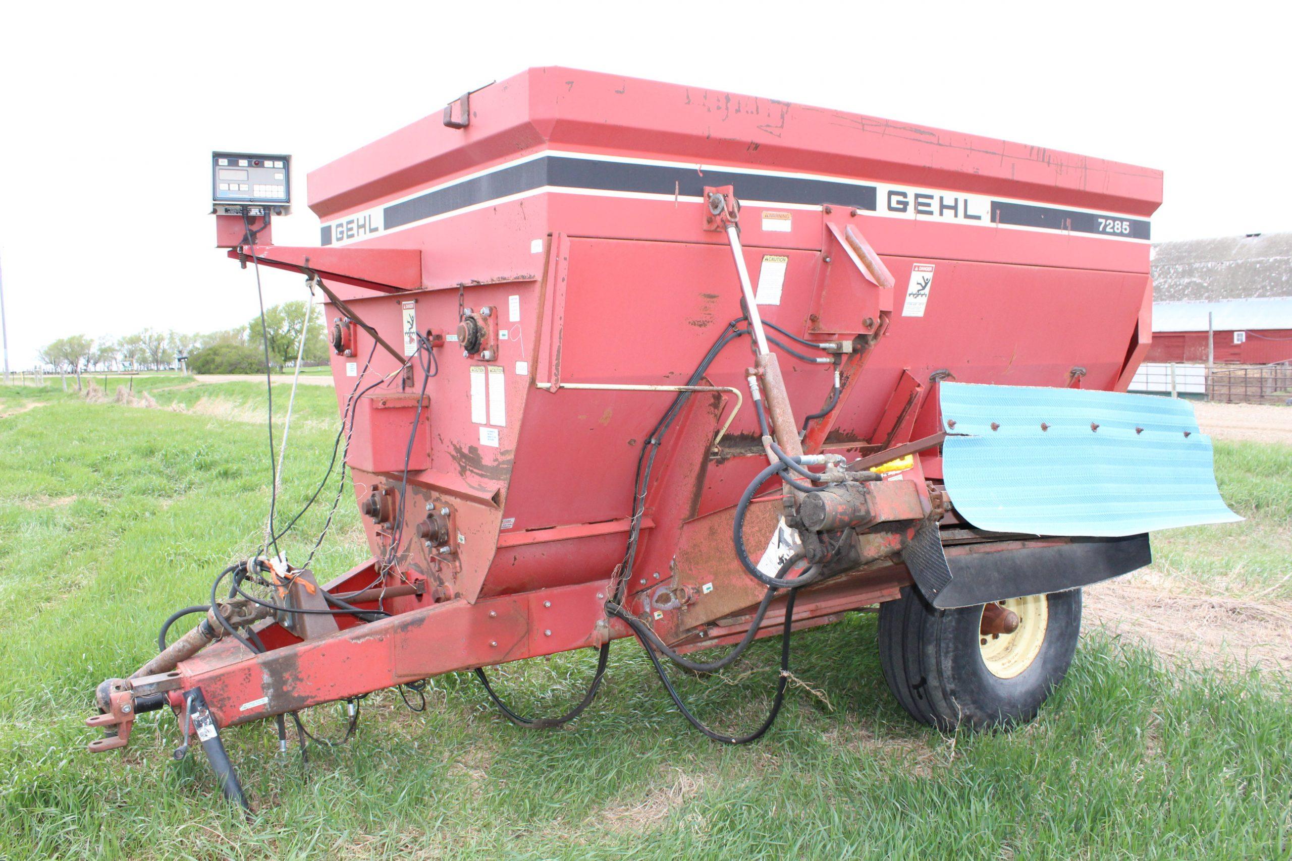 6/2 Hurlbut Farms Online Only Farm & Livestock Equipment Auction