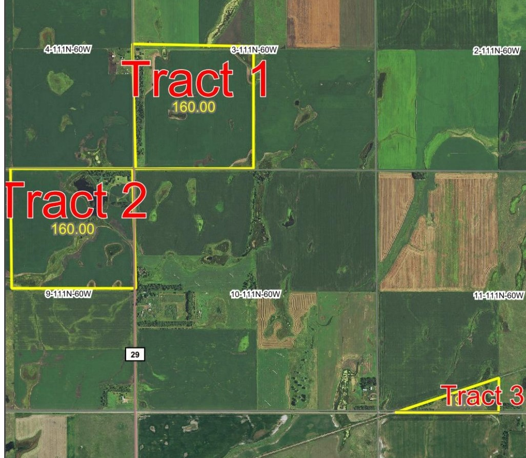 2/26 Beadle County Land Auction