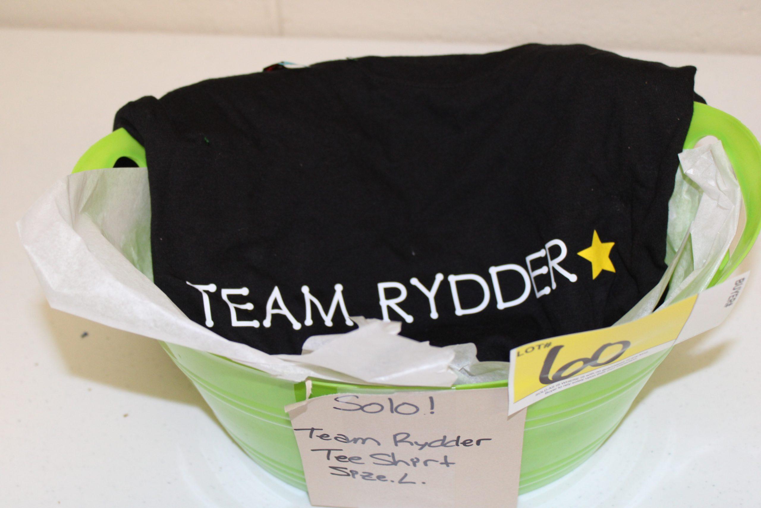 9/29 Team Rydder Pomerico Fundraiser